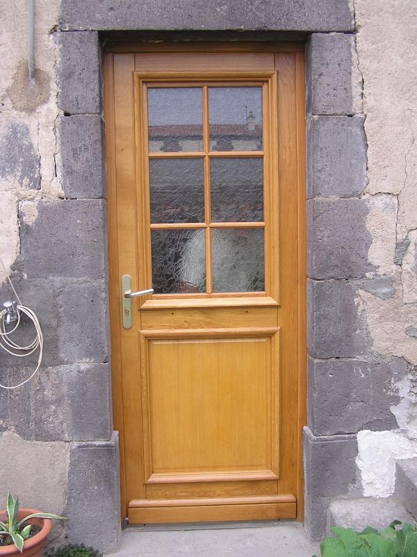 Atoutbaie vannes articles for Porte d entree bois